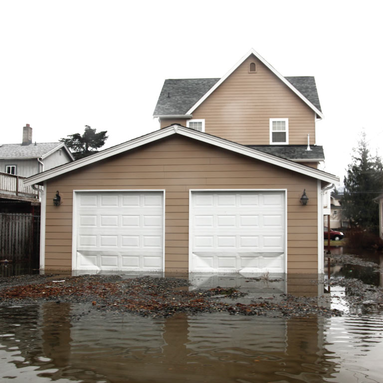 Restorative Services - Flood & Water Damage