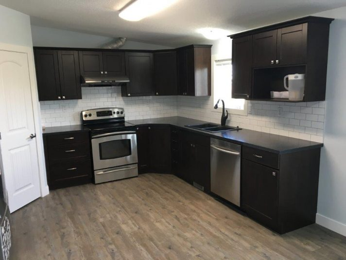 Residential Fire Cleanup - Kitchen After Cleanup
