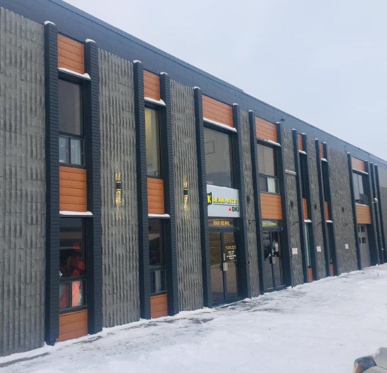 Klean-Rite Grande Prairie Office