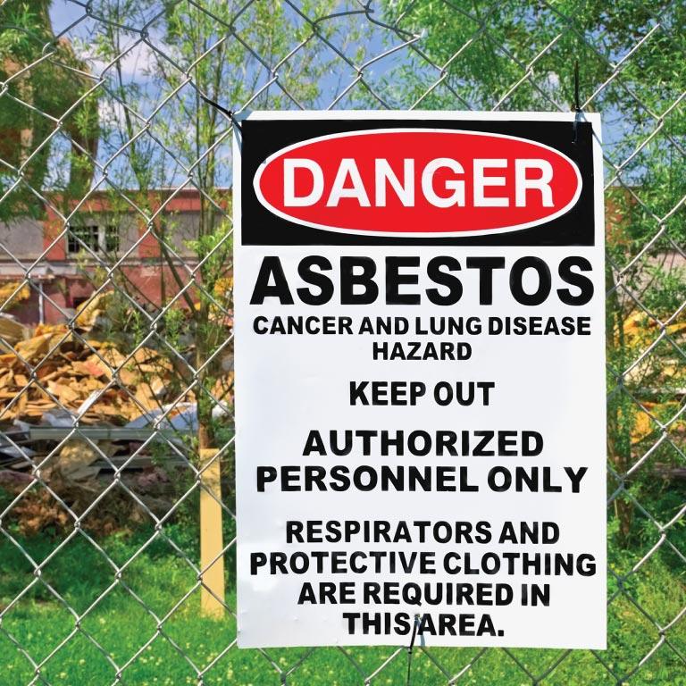 Asbestos Removal - Klean-Rite, Grande Prairie